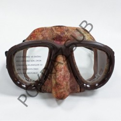Apnea X-Low Kahverengi Kamuflajlı Maske