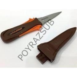 Labrax Dalış Bıçağı Kagıçlı