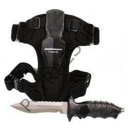 Amphibian Pro Titanyum Bıçak