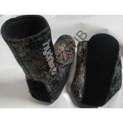 Hydra 7 mm Deeppassion Gray Çorap
