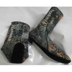 Hydra 3 mm Deeppassion Gray Çorap