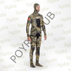 Hydra 3 mm Deeppassion Brown Dalış Elbisesi