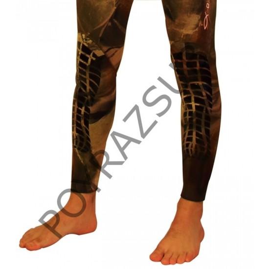 Jak Boeno Quartz Brown 3 mm Dalış Elbisesi