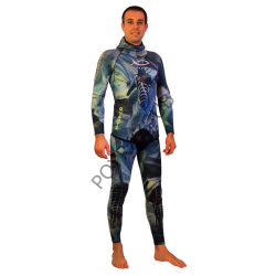 Jak Boeno Quartz Ocean 3 mm Dalış Elbisesi