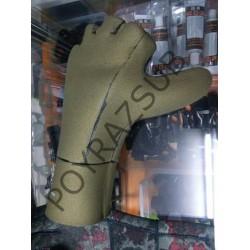 İmrozsub Thermo Elastik Kamuflaj 4 mm Eldiven