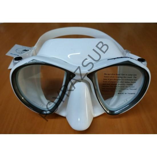 Amphibian Pro Ambush Beyaz Maske