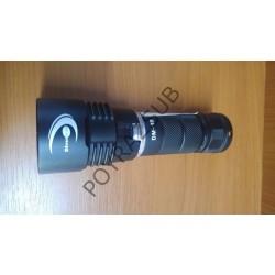 Diverman DM-019 Dalış Feneri 1200 Lümen