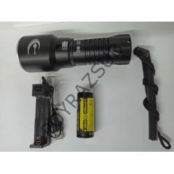 Diverman DM-2500 Dalış Feneri 2500 Lümen